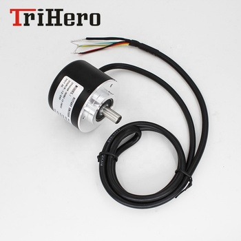 Autonics Shaft Type 50mm Incremental Rotary Encoder