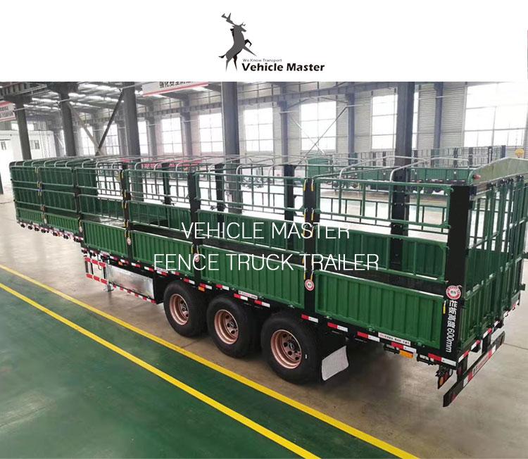 Cargo Truck Trailer