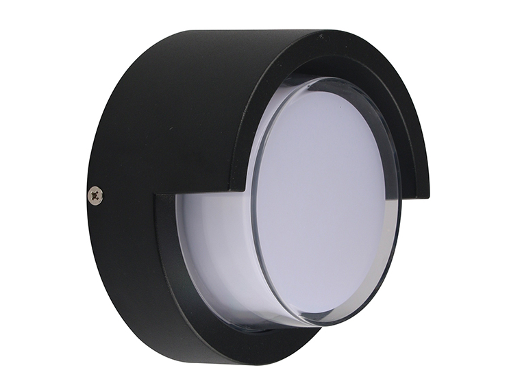 IP65 round square outdoor led wall light 7W, 12W-