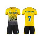 Dye Sublimation Custom Jerseys Sublimation Jersey Printing Dye Sublimation Custom Printing Soccer Jerseys Shirts Uniforms Sportswear Set Team Training Football Sports Wear