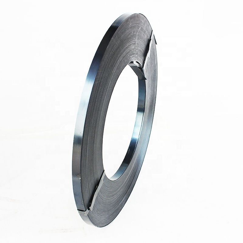 Chinese manufacturer for the good quality blue high tensile steel strapping