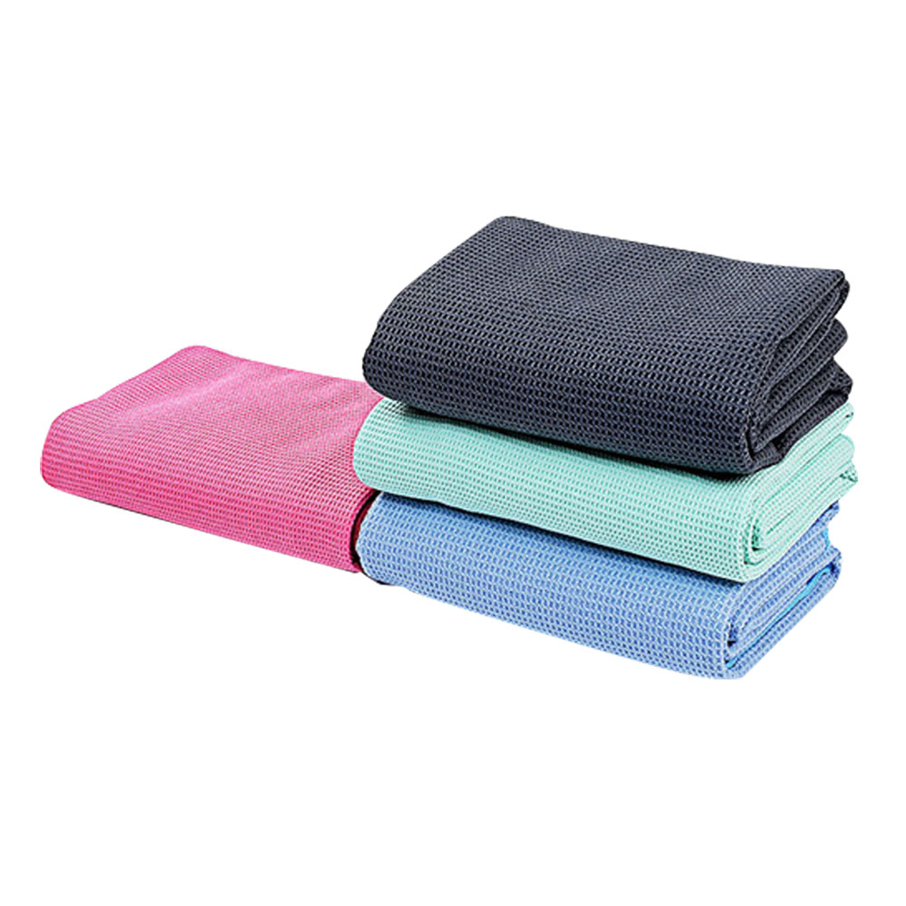 yoga towels,2 Pieces, Blue, green, pink,gray