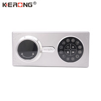KERONG Smart Antique Electronic Digital Combination Lock Password Steel Cabinet Large Storage Lockers Number Lock for Safe