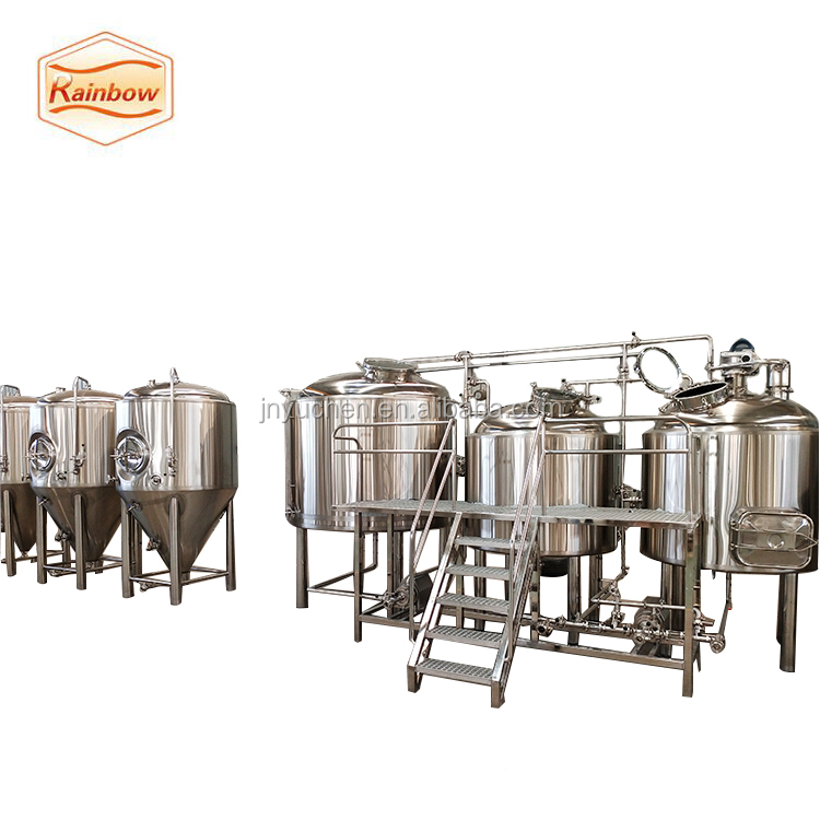 Microbrewery system, beer equipment manufacturer