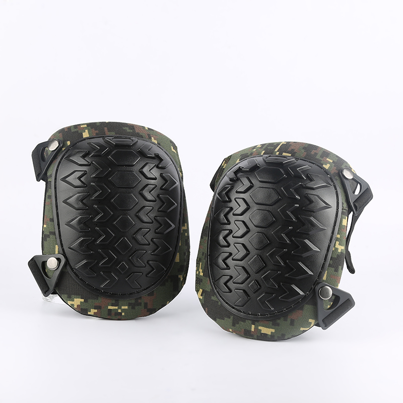 Heavy duty Professional knee pads for military