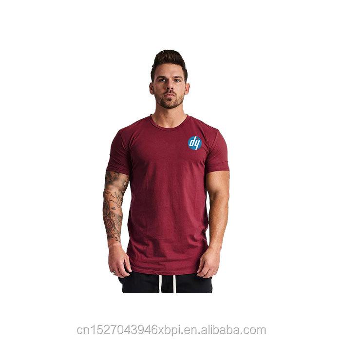 Dry Fit Leere Custom Cut Off Workout Fitness Trainingsanzug Polyester Mens Gym Tragen Mens T Shirt Für Männer