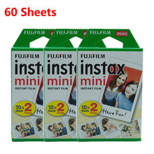 10-200 листов Fujifilm Instax Mini 9 пленка белая фотобумага для камеры Polaroid пленка Mini 8 9 7s 70 90 25 55 SP-2 мгновенная камера(Китай)