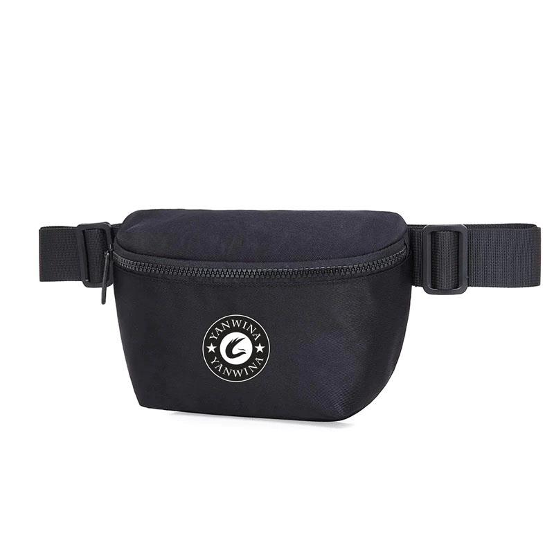 OEM/ODM custom logo crossbody fanny pack bag bum