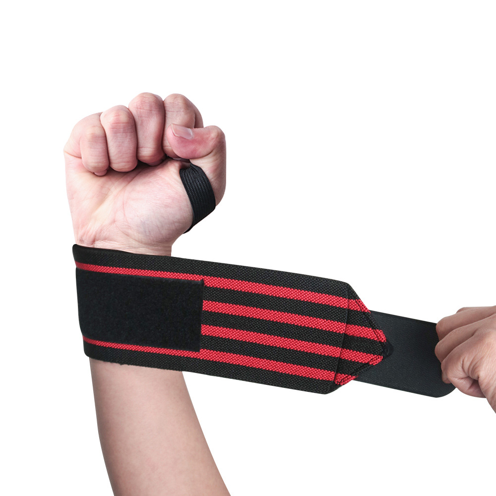 Hot sale factory direct wrist wraps gym fitness custom logo Made In China Low Price