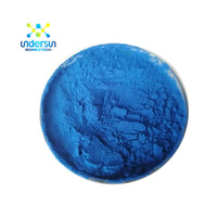 Halal &Kosher& Organic certified 100% natural pure spirulina extract powder phycocyanin