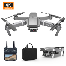 E68 2.4G FPV <span class=keywords><strong>RC</strong></span> Optical Flow Quadcopter <span class=keywords><strong>Mini</strong></span> <span class=keywords><strong>Drone</strong></span> dengan Kamera HD