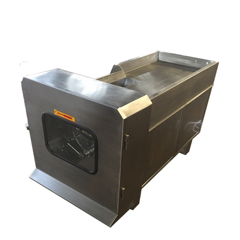 Big capacity Hot selling electric meat cube cutting machine