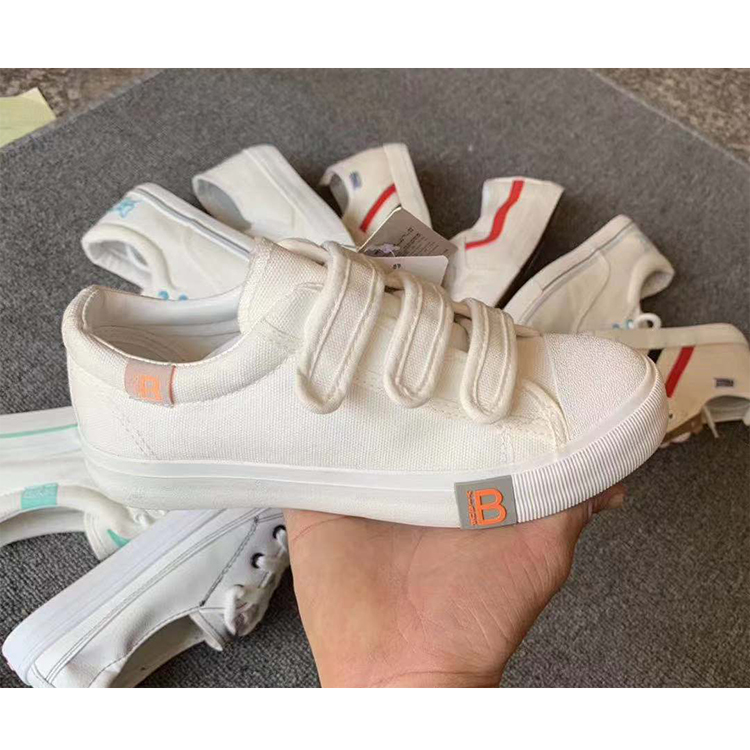 Canvas Shoes Spring Autumn Sneakers Ladies  Shoes Soft And Comfortable Shoes
