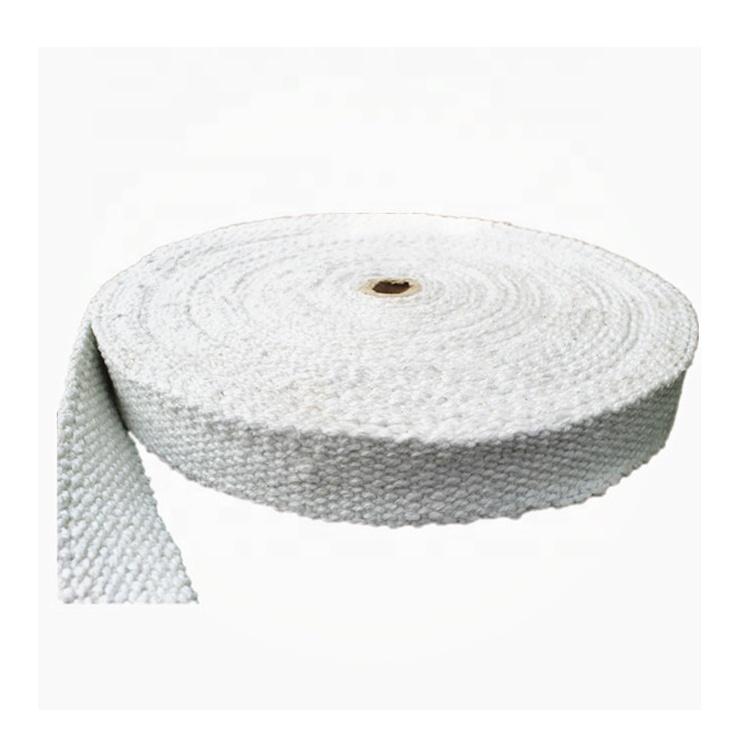 2-3MM Heat Resistant Insulation Ceramic Fiber Tape