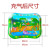 Newest Large size Dinosaur Inflatable Baby Activity Play Mat for 3 6 9 Months Newborn Tummy Time Baby Water Mat
