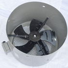 Three phase exhaust fans for frequency conversion motor