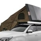 Roof Tent Outdoor Portable Foldable Waterproof 4*4 Aluminum Hard Shell Side Open Car Roof Tent From China Manufacturer