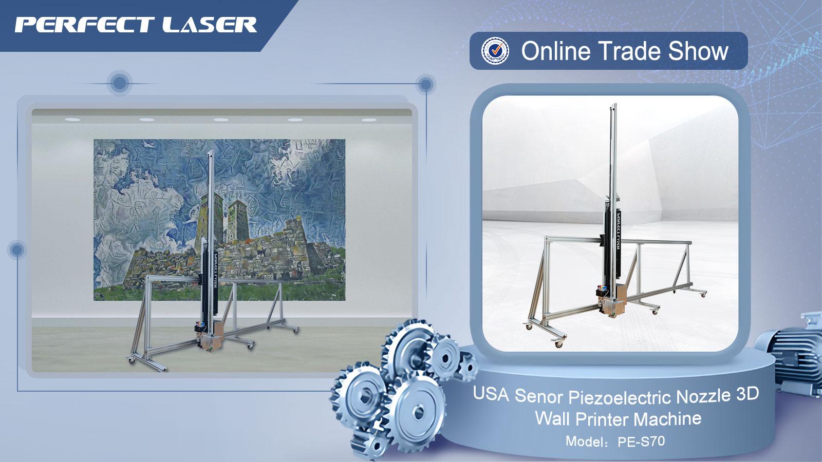 3D Wirkung Wand Drucker/Druckmaschine Preis