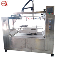 automatic spray painting machine/power coating equipment automatic spray painting machine