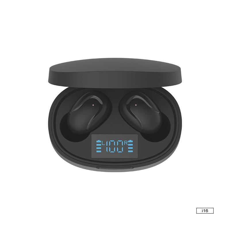 2020 아마존 베스트셀러 무선 이어폰 BT V5.0 TWS 이어폰 LED 디스플레이 전원 은행 헤드셋 마이크 무선 이어폰