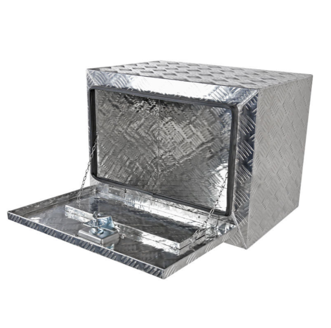 मिनी trolly धातु उपकरण बॉक्स