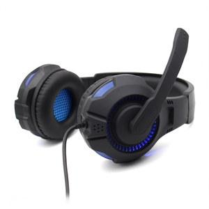 G301 Computer Game Headphone Noise Cancelling LED Colorful Gaming Headset for PS4 / PC / Xbox one