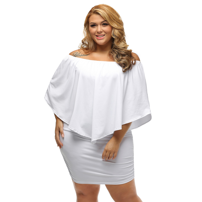 Cheap China Wholesale Clothing Plus Size Womens Dresses