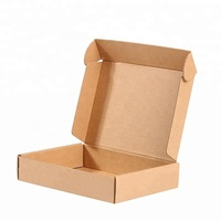 Customized recycle corrugated paper shipping box and printing folding product packaging box with high quality