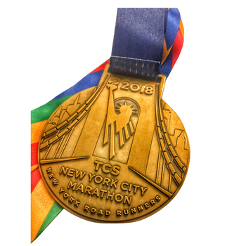 Excellent quality custom unique metal running sports medal
