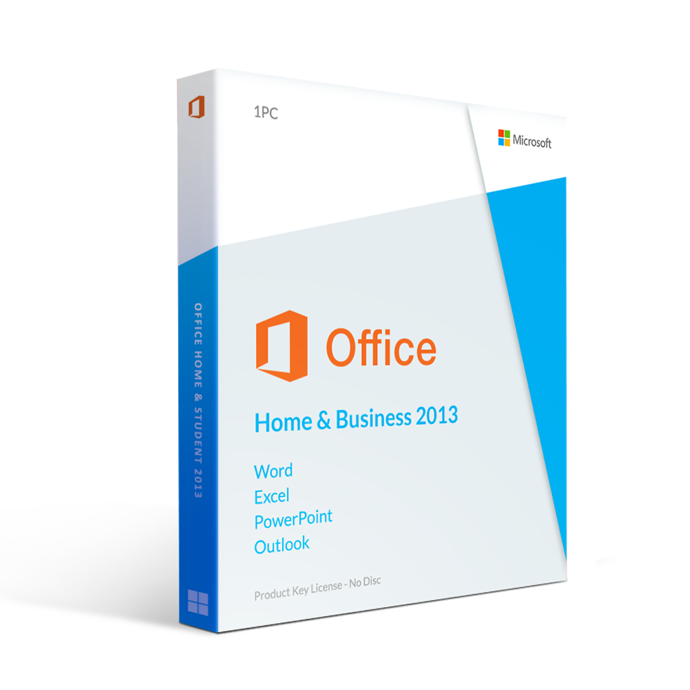 Msoffice Home And Business 2013 64-Bit