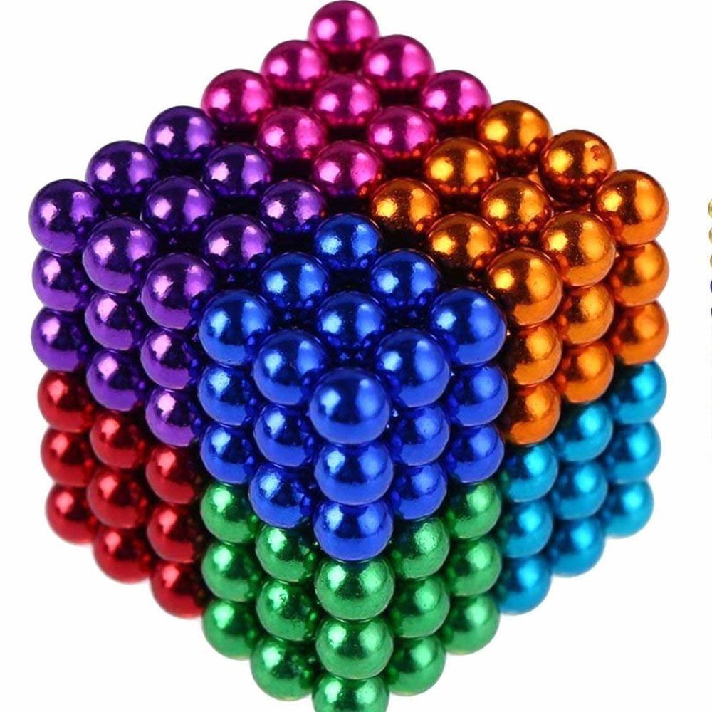 magnetic balls,20 Pieces, Rainbow
