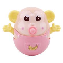 0-12 месяцев маленькая обезьянка игрушки неваляшки Lol куклы амфибия плавающий мультфильм анимация забавные детские игрушки(Китай)