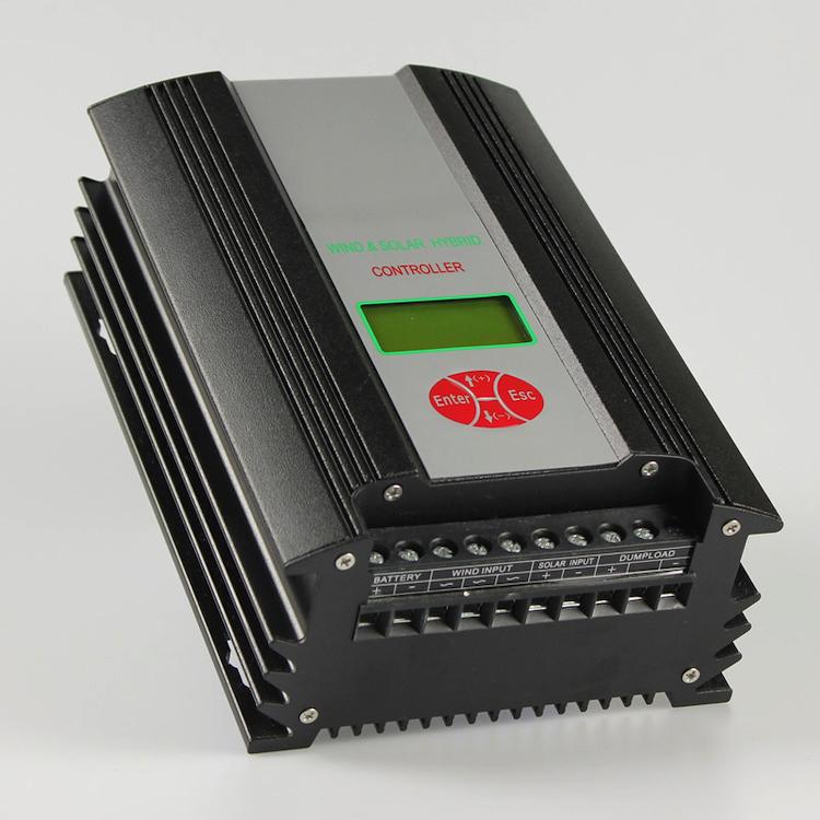 2020 고품질 PWM AC DC 태양 하이브리드 충전기 컨트롤러 12/24V 100W 600W LED 가로등