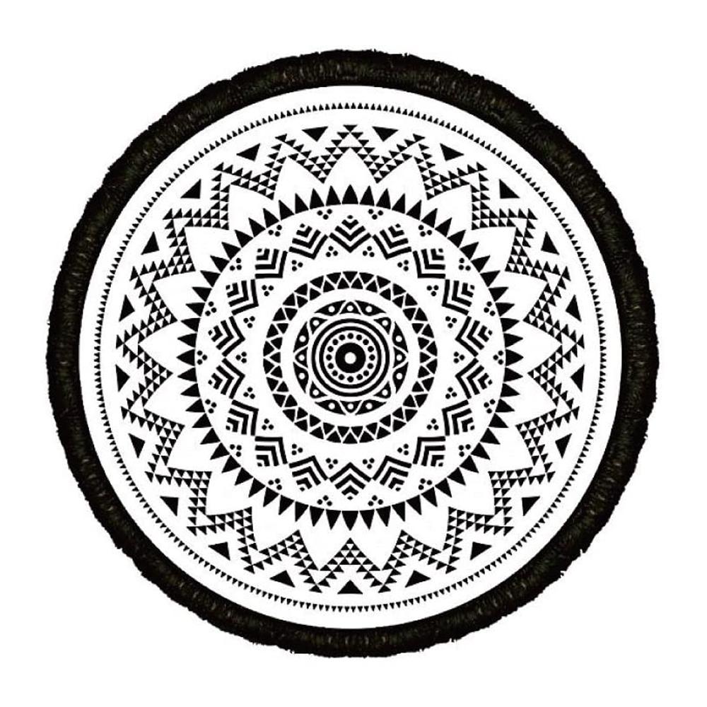 Conception personnalisée Mandala Serviettes de Plage Rondes Avec Des Glands, Personnalisé Grande Serviette De Plage Ronde Serviette