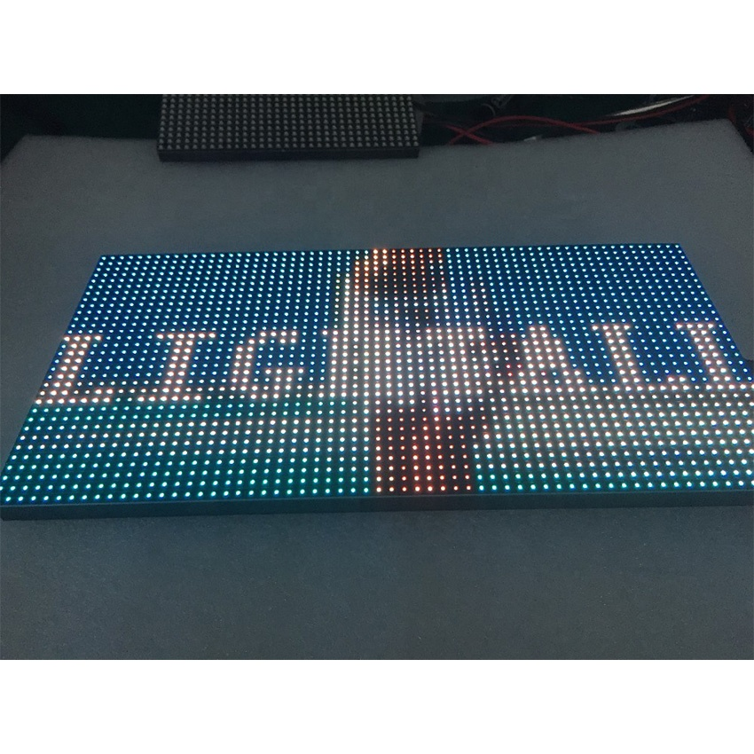 32*16pixel Indoor P10mm Led Module 320x160mm Led Video Wall Panel SMD3528 Full Color RGB 3 in 1 TV Screen
