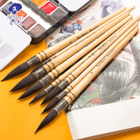 Paul Rubens Excellent Quality Squirrel Hair Watercolor Paint Brush for Professional Artist