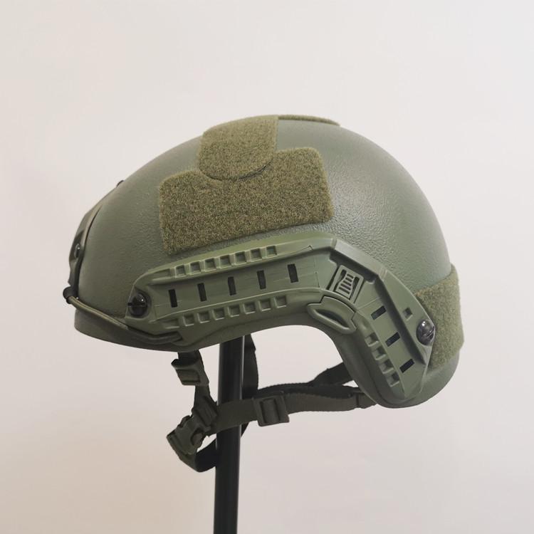 FAST Aramid Ballistic helmet Bulletproof helmet US Standard NIJ IIIA