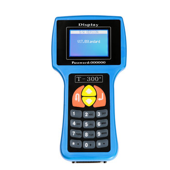 Newest T300 V17.8 T300 Key Programmer Support Multi-brands t 300 Auto Key Programmer with English/Spanish Diagnostic tools