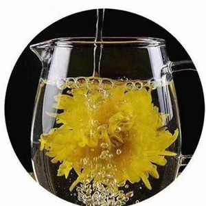 100% Natural Chrysanthemum Flower Tea Dried Herbal Tea - 4uTea | 4uTea.com