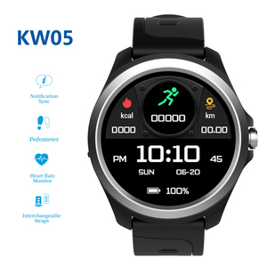 aluminum reloj inteligente android smart watch 2018 with wear os