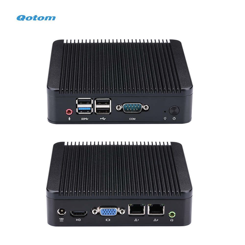 2019 ODM New cheap desktop computer Two LAN Dual core computers laptops and desktops
