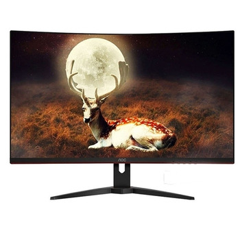 AOC 31.5 inch curved game monitor 144Hz game monitor screen FOR XBOX PS4