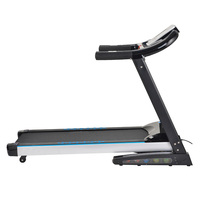 Sport Exercise Machine Gym Treadmill Electric Motorized Fitness Walking Slim Treadmill Fitness