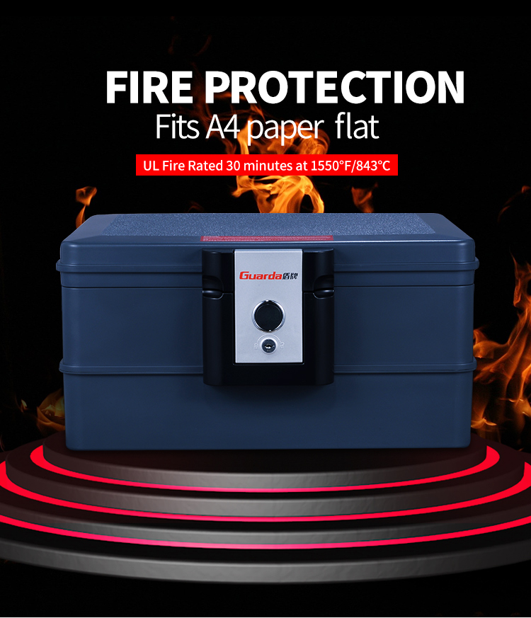High-quality fireproof box electronic company for business-3