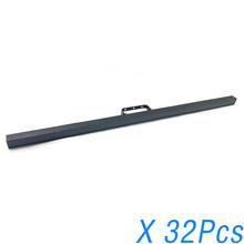 40X0,5 Вт RGB светодиодный пиксельный светильник RJ45 разъем DMX 512 ArtNet KlingNet управление матовый эффект DJ диско сценический светильник 828 нит(Китай)