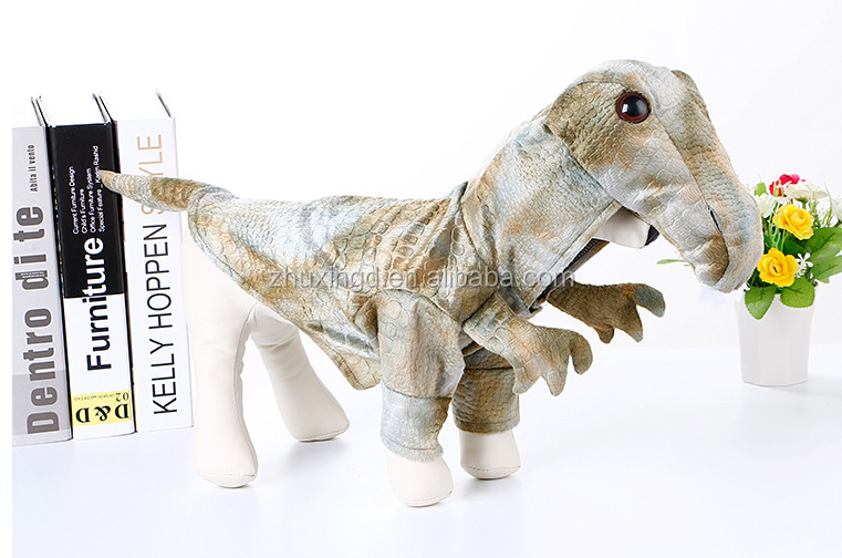 Wholesale dinosaur costume, pet costume halloween 2019, halloween dog costumes