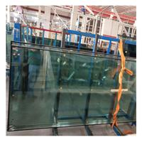 Import soundproof 6mm toughened glass+9a+6mm low e insulated glass 21mm