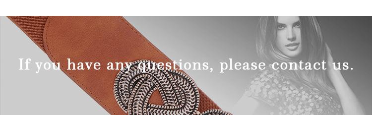 Mode maison de luxe en nylon sangle dames ceintures pour robe ceinture