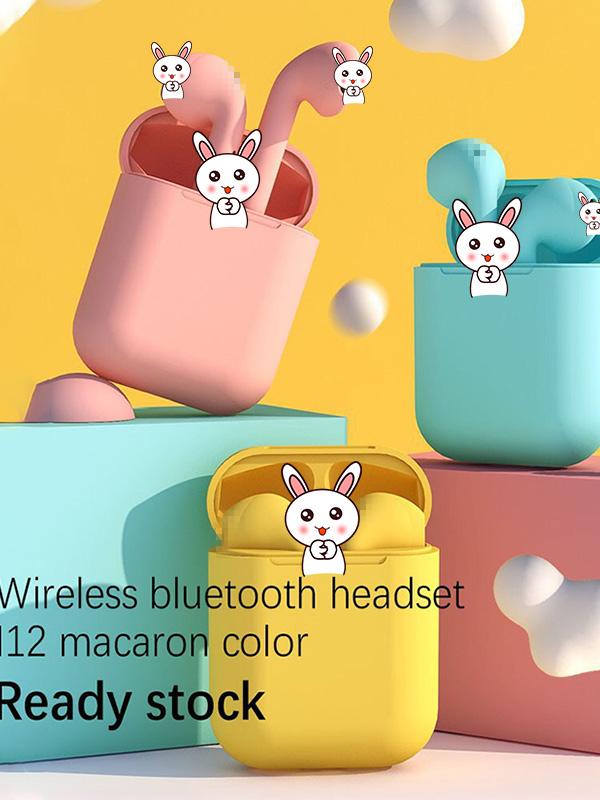 2020 Mini Sport i 12 наушники-вкладыши tws с сенсорным управлением inpods шлем аудио гарнитуры Bluetooths 5,0 Беспроводные наушники с микрофоном, i12tws наушники i12 наушники-вкладыши Tws