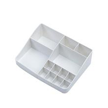Органайзер для макияжа, коробка для хранения, лоток для ванной комнаты, Настольный косметический ящик, кухонный офисный стол, держатель для ...(Китай)
